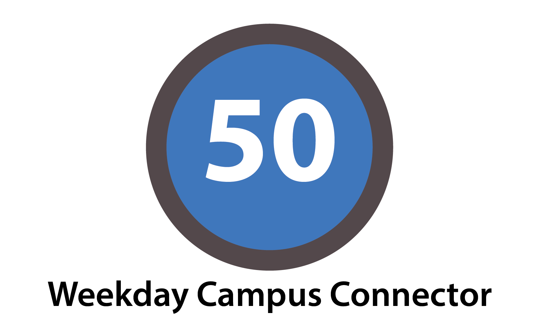 Route 50 button